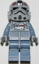 Lego Star Wars AT-AT Driver Flesh Head from Set 75054 Minifigure Minifig Pilot