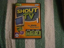 Shoot about TV - Disc 1 (DVD, 2004) The DVD Party Game, 13+, 2 or more players