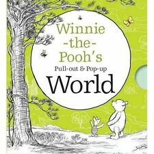 Winnie THE POOH'S pull-out e pop-up mondo da EGMONT UK LTD (Novità LIBRO,.