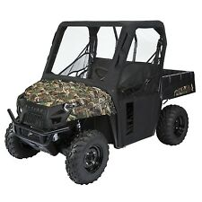 POLARIS RANGER FULLSIZE 800 09-14 6x6 800 CAB ENCLOSURE BLACK DOORS