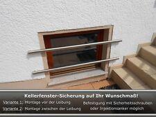 Kellerfenstergitter ebay for Kellerfenster einbruchschutz