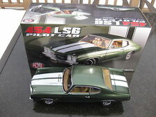 1:18 GMP/ACME - 1970 Chevrolet Chevelle ls6 ss-454 Green-Lmtd. Edition 1/998
