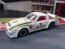 Tomica Mazda RX-7 1979 1:60 #7 Daytona 24 hour race (zonder doosje)