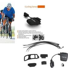 Bluetooth 4.0 Wireless Smart Bike Bicycle Cycle Speed Cadence Sensor Fitness US