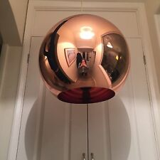 Tom Dixon Copper 45cm Pendant Light 11 Available