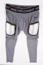 NIKE PRO COMBAT SPORT HYPERSTRONG HARD PLATE COMPRESSION TIGHT FOOTBALL PANTS