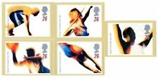 GB POSTCARDS PHQ CARDS NO. 180 MINT FULL SET  1996 OLYMPICS SPORTS SWIFTER