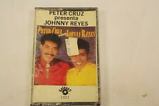 Peter cruz Presents johnny reyes(Audio Cassette Sealed)