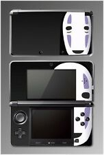 Spirited Away No Face God Mask Anime Cartoon Video Game Decal Skin Nintendo 3DS