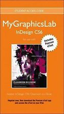 MyGraphicsLab Indesign Course with Adobe Indesign CS6 Classroom in a Book by Pea