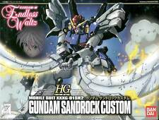 Gundam Wing Endless Waltz 1/144 HG EW-07 XXXG-01SR2 Sandrock Custom Model Kit
