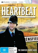 Heartbeat : Series 4 (DVD, 2012, 4-Disc Set)