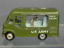 CORGI TOYS No.359  COMMER  'US'  ARMY FIELD KITCHEN