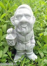 Latex Gnome elf Mold For Plaster and Concrete