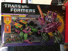 Transformers Vintage G1 Scorponok Boxed Complete MINT