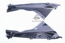 2012 BMW S1000RR 2009-2014 CARBON OBERE SEITENVERKLEIDUNG SIDE UPPER TRIM PANEL