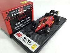 Make Up 1/43 Ferrari F156/85 Canadian GP 1985 Winner Michele Alboreto Tameo #27