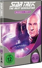 STAR TREK: THE NEXT GENERATION, Season 4.2 (4 DVDs) NEU+OVP