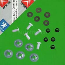 GENUINE Peugeot 205 GTi Wheel Arch Moulding Fixing Clips