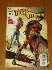 TEEN TITANS #55 DC COMICS NM (9.4)