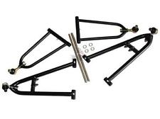Aftermarket Wider A-Arm Kit in Black to fit a Yamaha Banshee 350 Quad Bike Parts