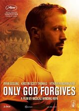 Only God Forgives movie poster - Ryan Gosling poster - 12 x 17 inches (French)