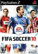 FIFA Soccer 10 - Playstation 2 Game Complete