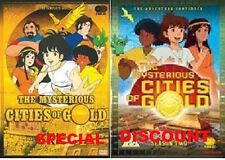 Mysterious Cities of Gold Seasons Series One and Two New - Region 1 USA CANADA