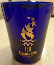 1996 Atlanta Olympic Shot Glass Brand New