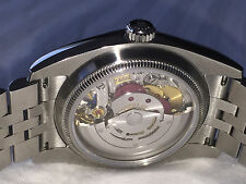 Sapphire Caseback for Rolex Datejust 1601, 1603 NEW