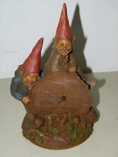Vintage Tom Clark Gnome Woody and Chane & Large 14528 1983 73