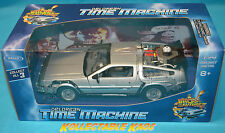 Back to the Future 2 - 1:24 Scale Die-Cast DeLorean Car Replica