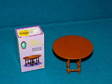 Vintage! LITTLE HOSTESS from LOUIS MARX dollhouse GATE LEG TABLE