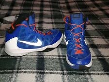 Men's  Size 8.5 Nike Zoom Basketball Shoes