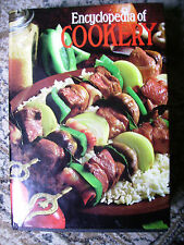 Vintage Encyclopedia of Cookery Recipe Cook Book HB Lots of recipes to cook