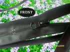 ^BLACK^ Waterproof Zip/ Closed End/ Different Lengths (From 22cm to 64cm)