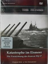Katastrophe im Eismeer - Vernichtung des Konvoi PQ 17 vor Norwegen - U Boot