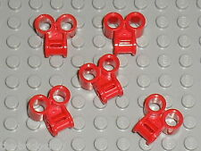 LEGO TECHNIC Red Axle Joiner ref 32291 / Set 8650 8146 8653 7665 8258 8066 8386