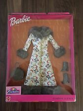 123 Barbie Coat Collection Fashion Avenue Clothes - Toys R Us Exclusive - HTF