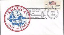 1985 America First in Space Lompoc Ca
