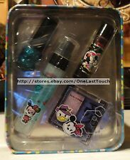 SMACKERS Tin Set TO-KI-O TREATS Lot SWEET LOVE Lip gloss/Balm+Eye Shadow+Polish