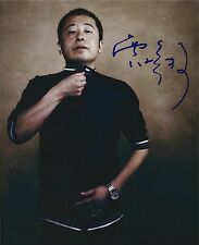 Jia Zhangke signed Mountains May Depart 8x10 photo - A Touch of Sin