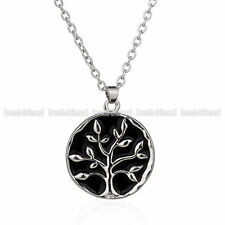 Elegant Charm Pendant Chain Choker Tree Of Life Necklace Jewellery Gift