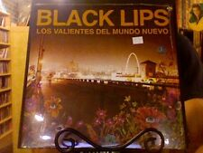 Black Lips Los Valientes Del Mundo Nuevo LP sealed vinyl In the Red