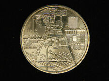 2003-F Germany 10 Euro - Industrial Landscape - Uncirculated - Silver