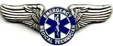 Emergency Medical Technician Star of Life US Air Force Pilot/Flight Wings