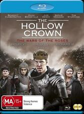 The Hollow Crown Season 2: The War of the Roses - Henry NEW B Region Blu Ray
