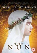 The Nun (UK Reg 2 DVD) Pauline Etienne, Isabelle Huppert, Martina Gedeck.