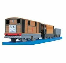 TAKARA TOMY PLA RAIL PLARAIL TS-11 Thomas Toby The Tank Engine