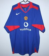 Manchester United England away shirt 05/06 Nike Size XL